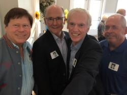 Left to Right:  Don Phillips, John Loveless, Steve Swearingin, Keith Cook