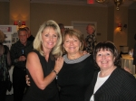 Denise Harris, Vicki Bennett & Shirley Rains